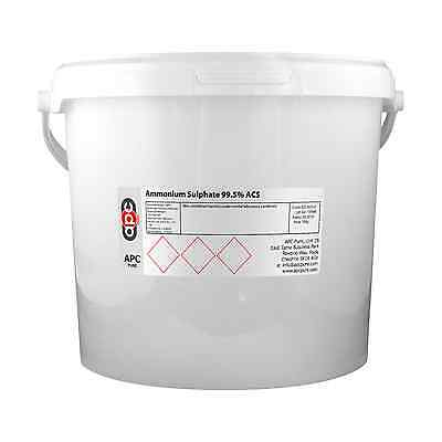 Ammonium Sulphate 99.5% ACS 2.5KG (Fixing Agent for Acid Dyes)