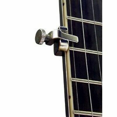 New Shubb FS 5th String Banjo Capo, Nickel Plated Stainless Steel + SHIPS FREE
