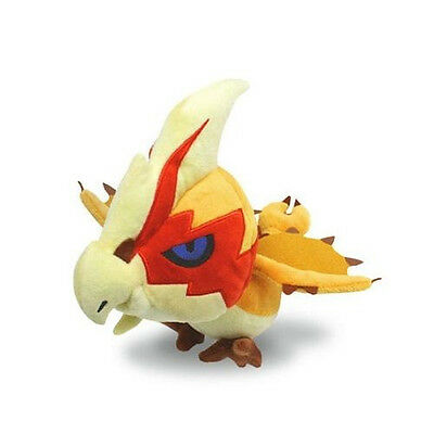 "7"" Seregios / Seruregiosu Plush Stuffed Doll - Licensed Monster Hunter by Capcom"
