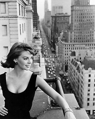 Actress Natalie Wood - 8X10 Publicity Photo (Bb-398)
