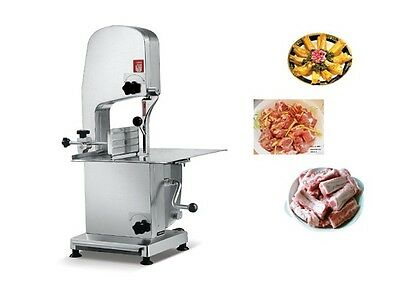 Automatic Bone Sawing Machine J210,Meat &Bone Cutter Food Cutting Machine 110V Y