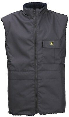 Guy Cotten Gilet Bosquet - Blue All Sizes