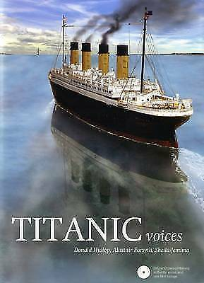 Titanic Voices by Southampton Reference Library (Mixed media product, 2006)