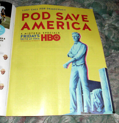 """1991 HBO The Kids In The Hall Original Print Ad 8.5 x 10.5/"""""""