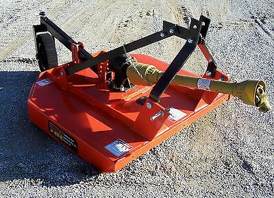New Tennessee River  4 ft.  Brush Cutter 3 pt. *Made in USA