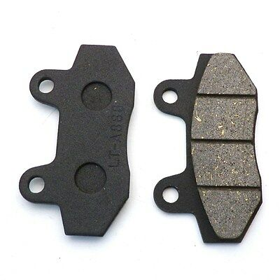 Front Brake Pads for Chinese Scooters 1 Pair