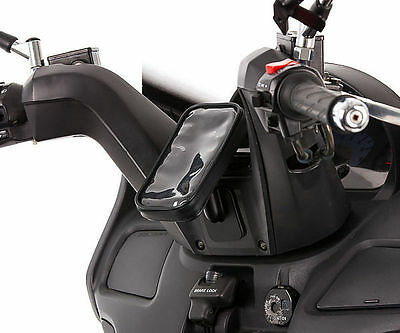 """Motorcycle 3M Large Adhesive Mount + Water Resistant Case for iPhone 6 6s 7 4.7"""""""