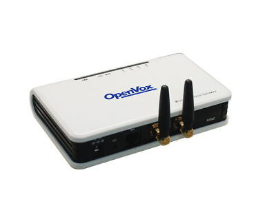 OpenVox WGW1002G VoxStack GSM Gateway - 2 GSM Channels; SIP to cellular network