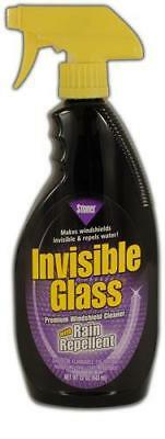 Stoner Invisible Glass With Rain Repellent - Car Windscreen Cleaner - NO HAZE