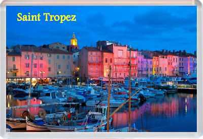 France /Saint-Tropez/fridge magnet.!