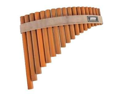 PAN FLUTE 18 Note Modern version of an ancient traditional instrument. Pipes