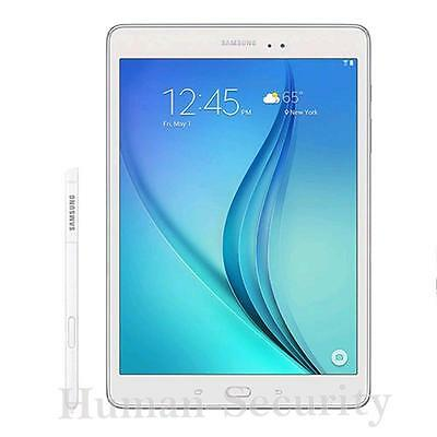 NEW Samsung Galaxy Tab A with S Pen 9.7 SM-P550 32GB Tablet Wi-Fi White