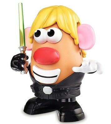 MR POTATO HEAD STAR WARS CHARACTER - LUKE FRYWALKER - kids toy playskool doll