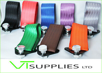 JDM Racing Tow Straps for Recovery Universal Fitment For Drift Track Car