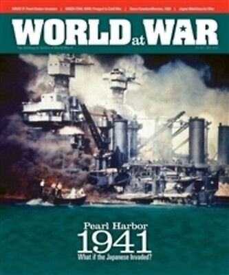 World At War 14 Pearl Harbor 1941 - Mint And Unpunched