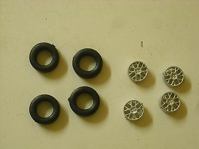 1/43rd scale MG ZR Hairpin alloys by K&R Replicas