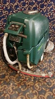 "Tennant Nobles SS5 32"" battery-powered automatic floor scrubber"
