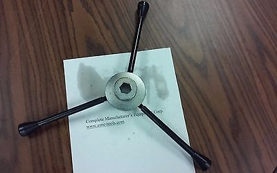 Speed vise handle fits Kurt ang lock vises vises #HDL-200-new4