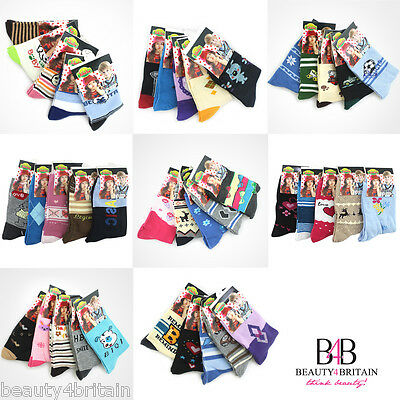 30 Pairs Kids Full Length Socks Wholesale Cotton 95% 4-7 Years Different Designs