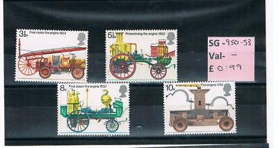 GB Stamps - Unmounted Sets