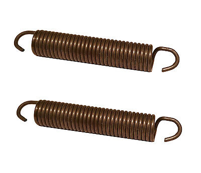 """3"""" Replacement Helical Furniture Seat Springs for Recliner/Sofa/Chair - Set of 2"""
