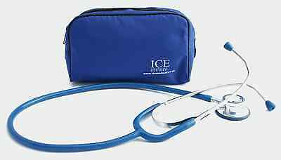Blue Stethoscope With Blue Bag - Student, Nurse, Vets Brand New
