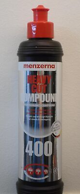 Menzerna Heavy Cut Compound 400 Autopflege
