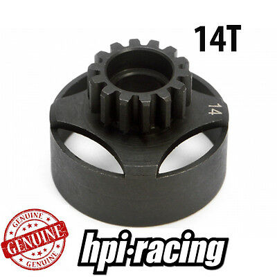 HPI RACING Savage XL # 77104 -HARDENED LIGHTWEIGHT RACING CLUTCH BELL 14 TOOTH
