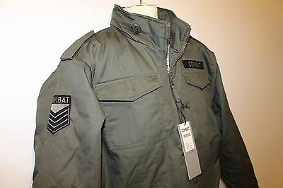 M 65 Army combat Olive Green fashion  thick field jacket 2XL - 4XL
