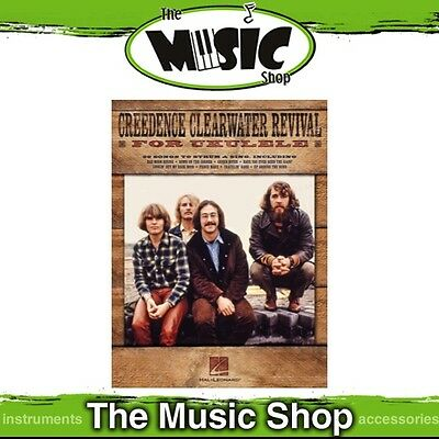 New Creedence Clearwater Revival for Ukulele Music Book