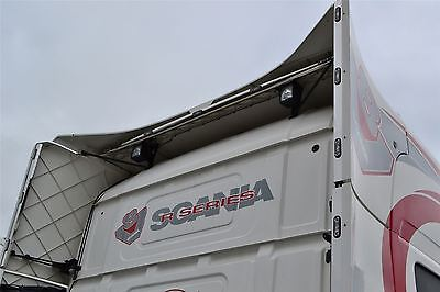 Scania 4 / R / P / G / 6 Series Highline S/S Rear Roof Light Bar LED Lorry