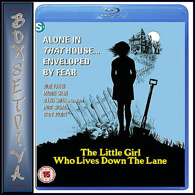 THE LITTLE GIRL WHO LIVES DOWN THE LANE - Jodie Foster **BRAND NEW BLU-RAY **