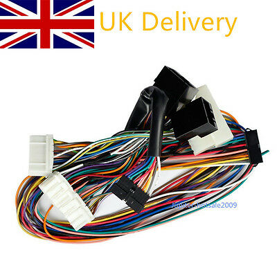 ECU Conversion Jumper Harness OBD0 to OBD1 For Honda Civic 88-91 Acura Integra