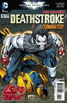 Deathstroke #11 New 52