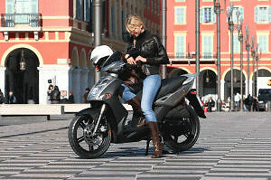 Brand New Kymco Agility City - 125cc Scooter - Commuter or Knowledge