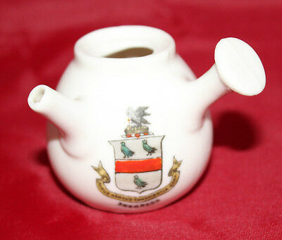 Gemma Crested China - Miniature handled jug - Skegness Crest - vgc