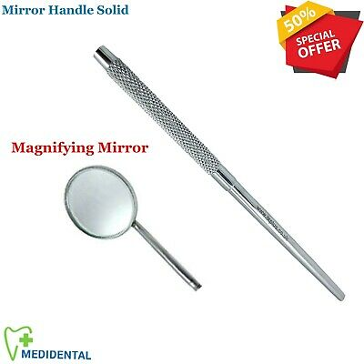 Surgical Conservative Dental Mouth Mirror Handle Medidental Instruments CE