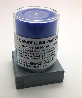 Schuller Germany Dental Lab Modeling Wax