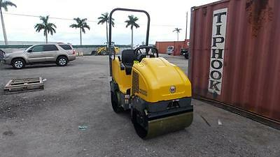 RD12A  Roller Double  Drum Wacker Neuson Solid Rops  NEW (0620058)