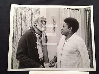 1976 GOOD TIMES Esther Rolle Arnold Johnson Vintage Original TV Still Photo A84