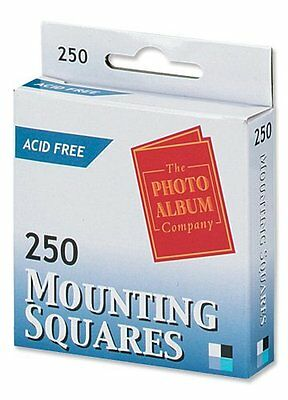 Photo Mounting Squares Adhesive (Stickers) x 250 Ms250- 288195