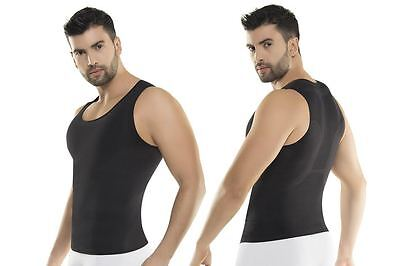 Fajas Reductoras Colombianas Para Hombre Men's Sports Undershirt Shaper