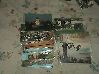 A Lot Of Unused Canadian Postcards, 90+,  8 cent value each