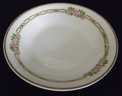 """Theodore Haviland Limoges France Schleiger 635 Coupe Soup 7 3/8"""" -Red Mark"""