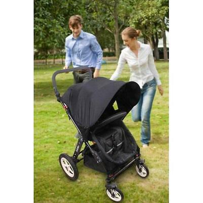 Baby Sun Ray Shade Canopy Parasol Sun Protection for Buggy Stroller Pushchair