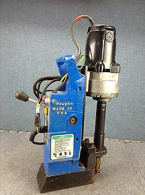 """Hougen Magnetic Drill, Magdrill, HMD914; 115 VOLT TO 2-1/6 , 2"""" D.O.C."""