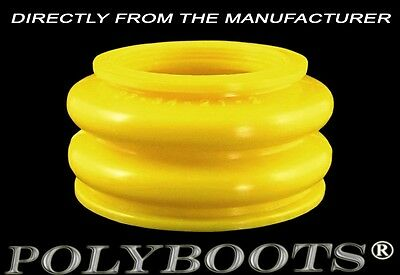 1x Polyboots BMW Telelever Ball Joint Dust Boot 27-34-21 mm Replacement Gaiter