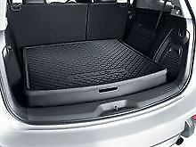 Genuine Isuzu MU-X Cargo Mat Tailored Rubber Luggage Tray Rubber Boot Protector