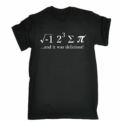 I Ate Some Pi T-SHIRT 8 Sum Pie Teacher Maths Geek Tutor Funny birthday gift