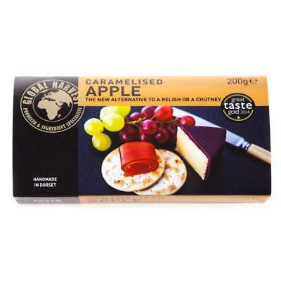 Caramelised Apple Jelly (200g) Global Harvest, Jams, Perfect with Cheese
